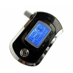 Alcool testeur alcootest numérique analyseur breath coup professionnelle AT6000 les tests d'alcoolémie portable BAC contenu