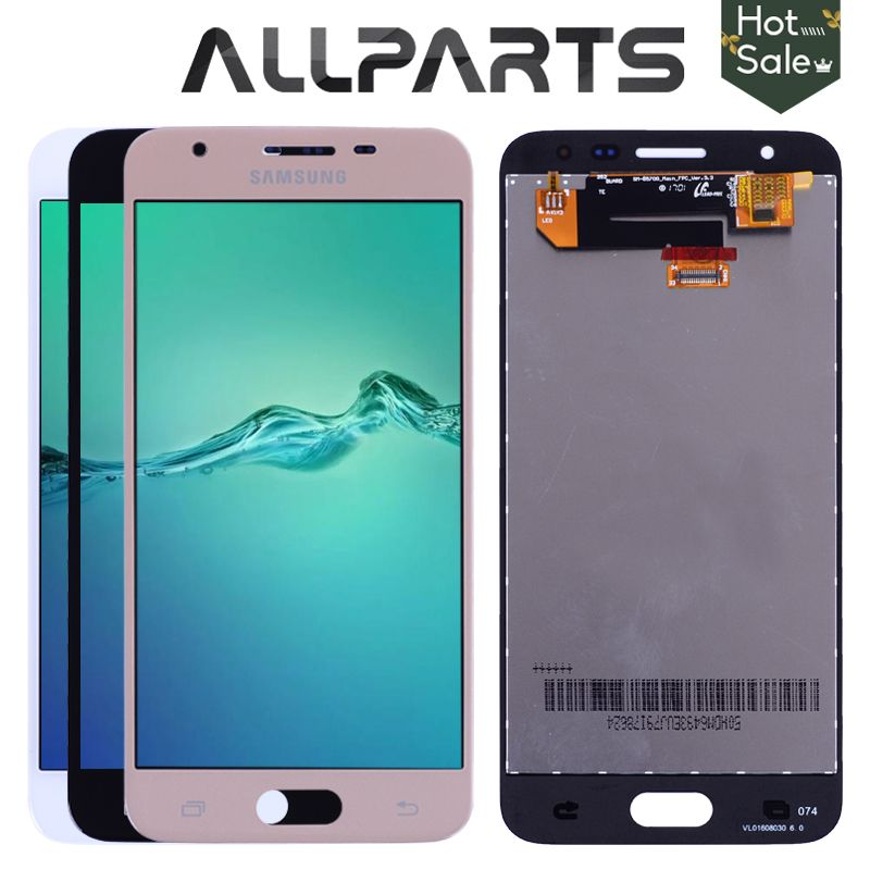 Original 1920x1080 5.0'' Screen for SAMSUNG Galaxy J5 Prime LCD Display G570F G570 SM-G570F Touch Screen Digitizer Replace