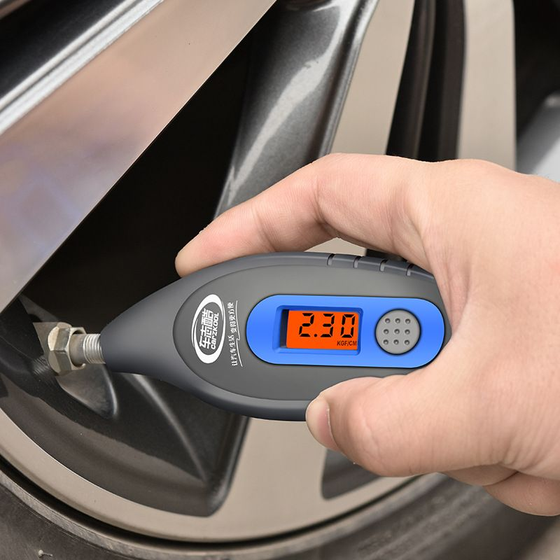 Universal WF-152 Auto Digitale Reifen Manometer LCD PSI KPA BAR Manometer Elektronische Reifen Tester Vakuum Diagnosewerkzeug