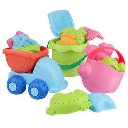 Beach toys Sand Sandbeach Kids Beach Toys Spade Shovel Rake Water Tools Beach toys for kids