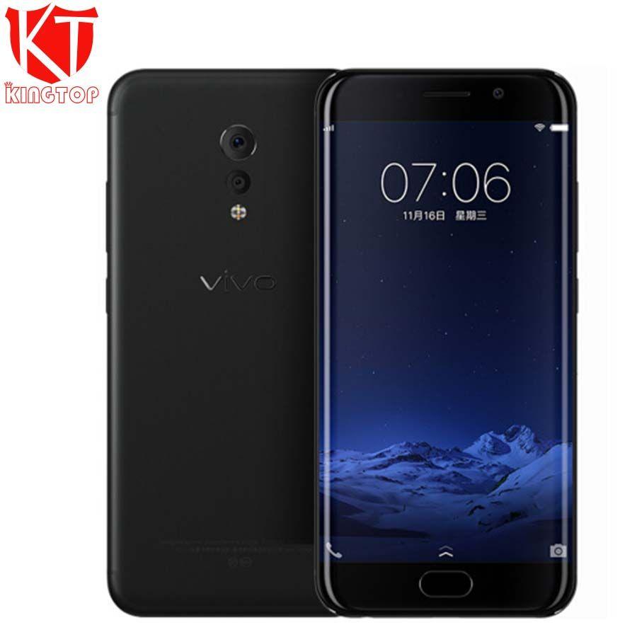 Original VIVO Xplay6 Xplay 6 Mobile Phone 6G RAM 64G ROM Snapdragon 820 Quad Core 5.46