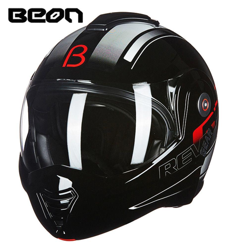 180 Flip up Motorcycle Helmet Modular Open Full Face Helmet Moto Casque Casco Motocicleta Capacete Helmets Convertible