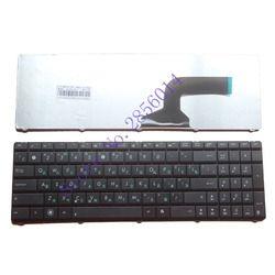 Русская клавиатура для ASUS N53 k53s K52 X61 N61 G60 G51 G53 UL50 P53 черный RU Клавиатура ноутбука