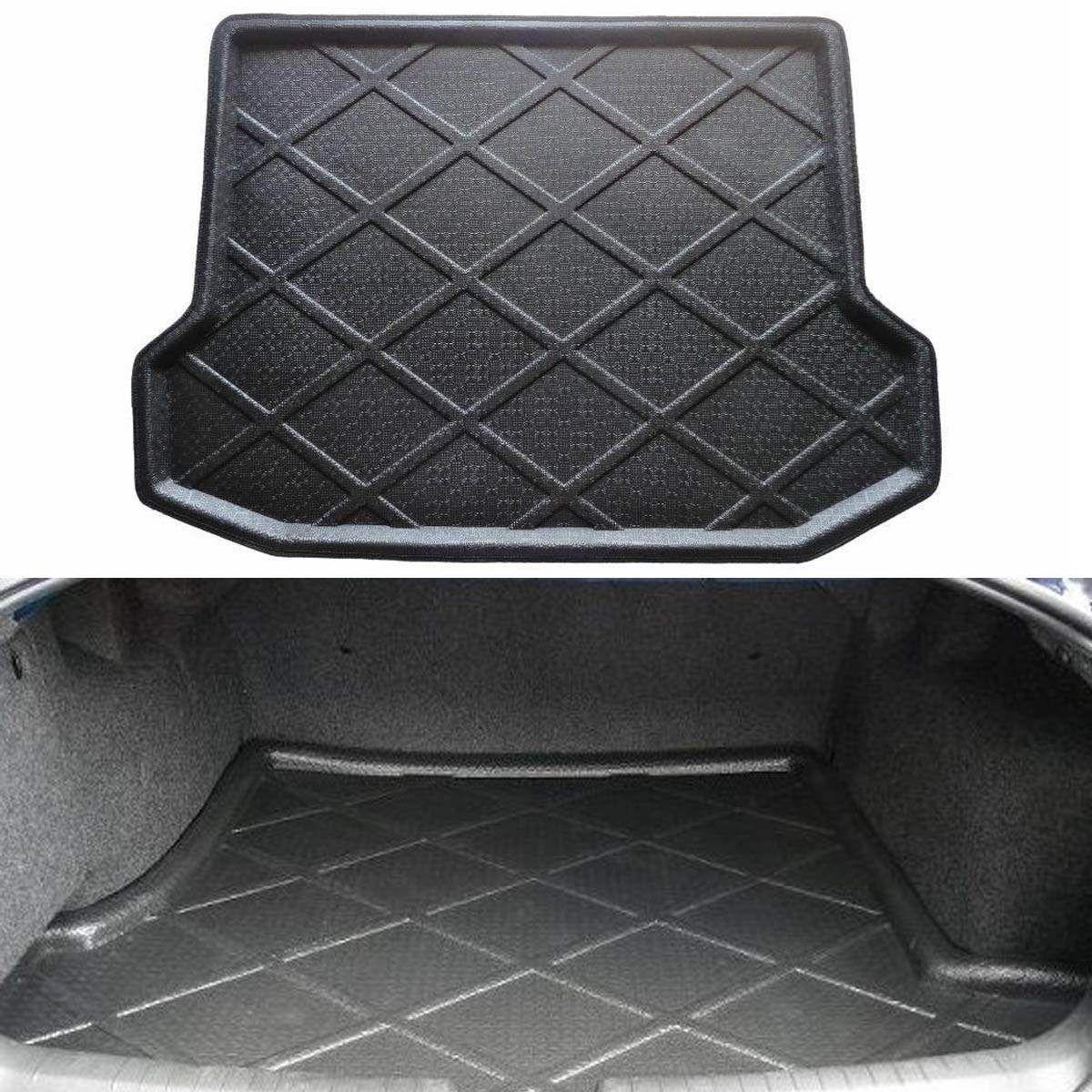Car Rear Trunk Cargo Floor Protection Mat Pad Liner For Toyota RAV4 2007-2013