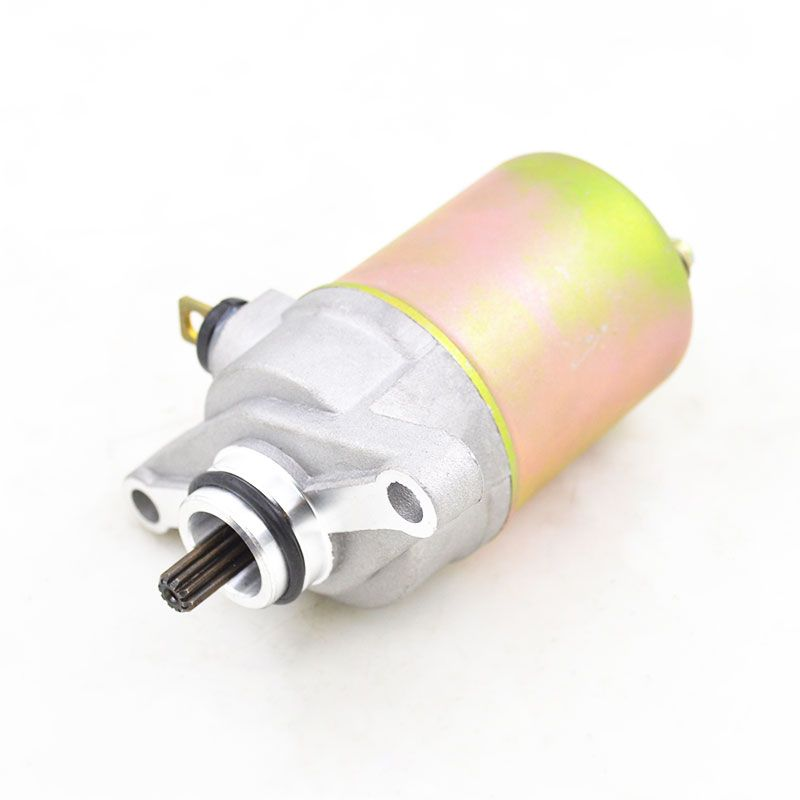 Motorcycle Engine Electric Starter Motor For KYMCO GY6 50cc-80cc 139QMA/B Chinese Scooter Moped ATV Go Karts Dirt Bike TaoTao