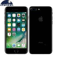 Desbloqueado Original Apple iPhone 7/iPhone 7 Plus Quad-core teléfono móvil 128 MP Cámara 32G/256g/ G Rom IOS huella digital teléfono