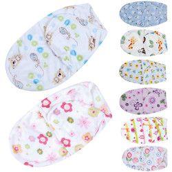 Couverture de bébé Swaddle Enveloppe Polaire Polaire Tissu Enveloppes Doux Emmailloter Bébé Sleepsack Infantile Literie Hiver Bébés Couverture