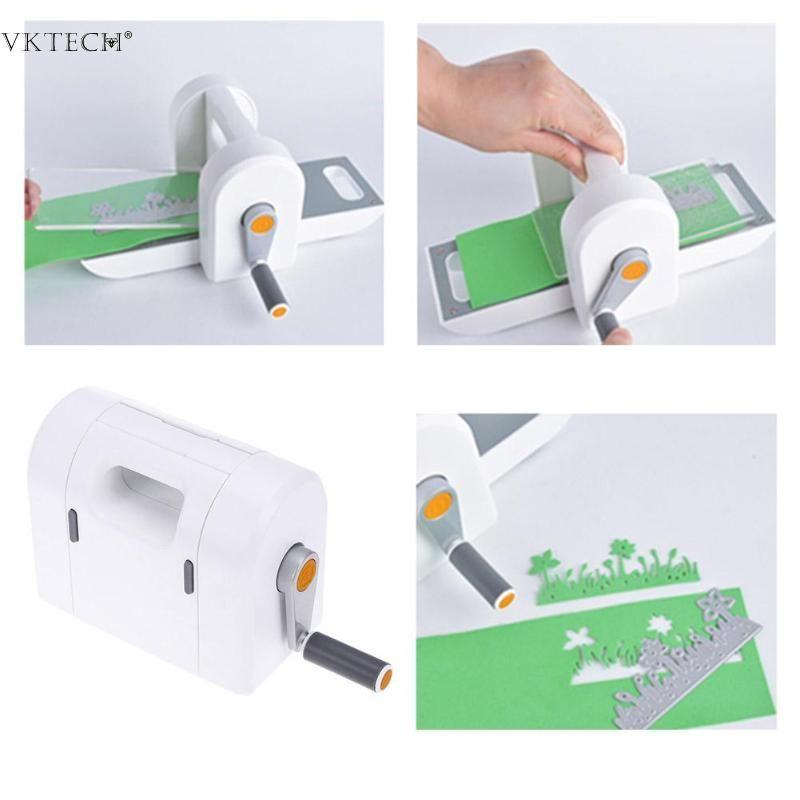 Die Cutting Embossing Machine Scrapbooking Cutter Piece Die Cut Home DIY Embossing Dies Tool Paper Card Cutter Die-Cut Machine