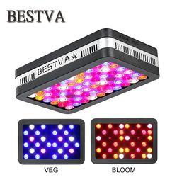 BestVA LED crece la luz Elite600W 1200 W 2000 W espectro completo para invernadero de interior crece la tienda plantas crecen luz led floración verduras modo