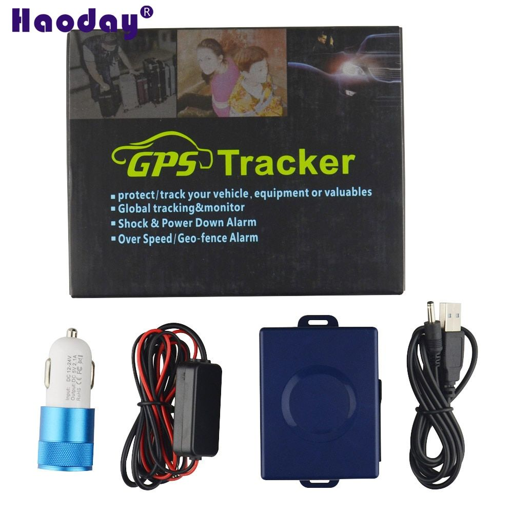 3G WCDMA GPS Tracker CCTR-800G with box Powerful Magnet Long Standby Time 6000mAh Battery with Alarm Function