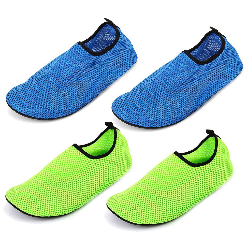 Männer und Frauen Wasser Schuhe Nylon + Neopren Netz Aqua Socken Yoga Übung Pool Strand Dance Schwimmen Slip Surfen Wassersport Schuhe