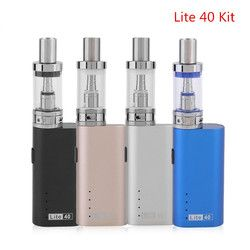 Lite 40w kit electronic cigarette 40W Vape Mod Built-in 18650 2200mAh Battery 3ml Vaporizer E cig Kits used for liquid