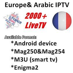 NEO IPTV Abonnement 1200 En Direct + VOD H.265 France Belgique Maroc Arabe IPTV pour Android iOS Téléphone M3u MAG Samsung LG Smart IPTV
