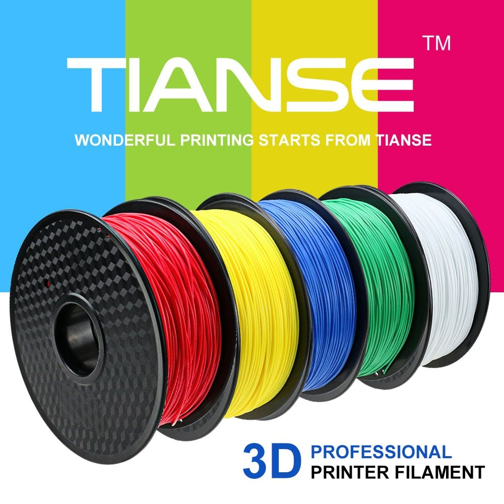 3D Filament 1.75mm 400M long PLA printing material for 3D printer 3D pen ABS Plastic consumables material more color MakerBot