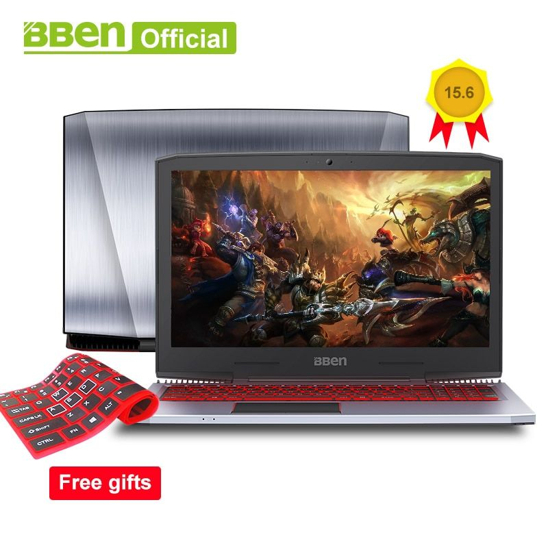 BBEN G16 Gaming Laptops Pro Windows10 computer 15,6