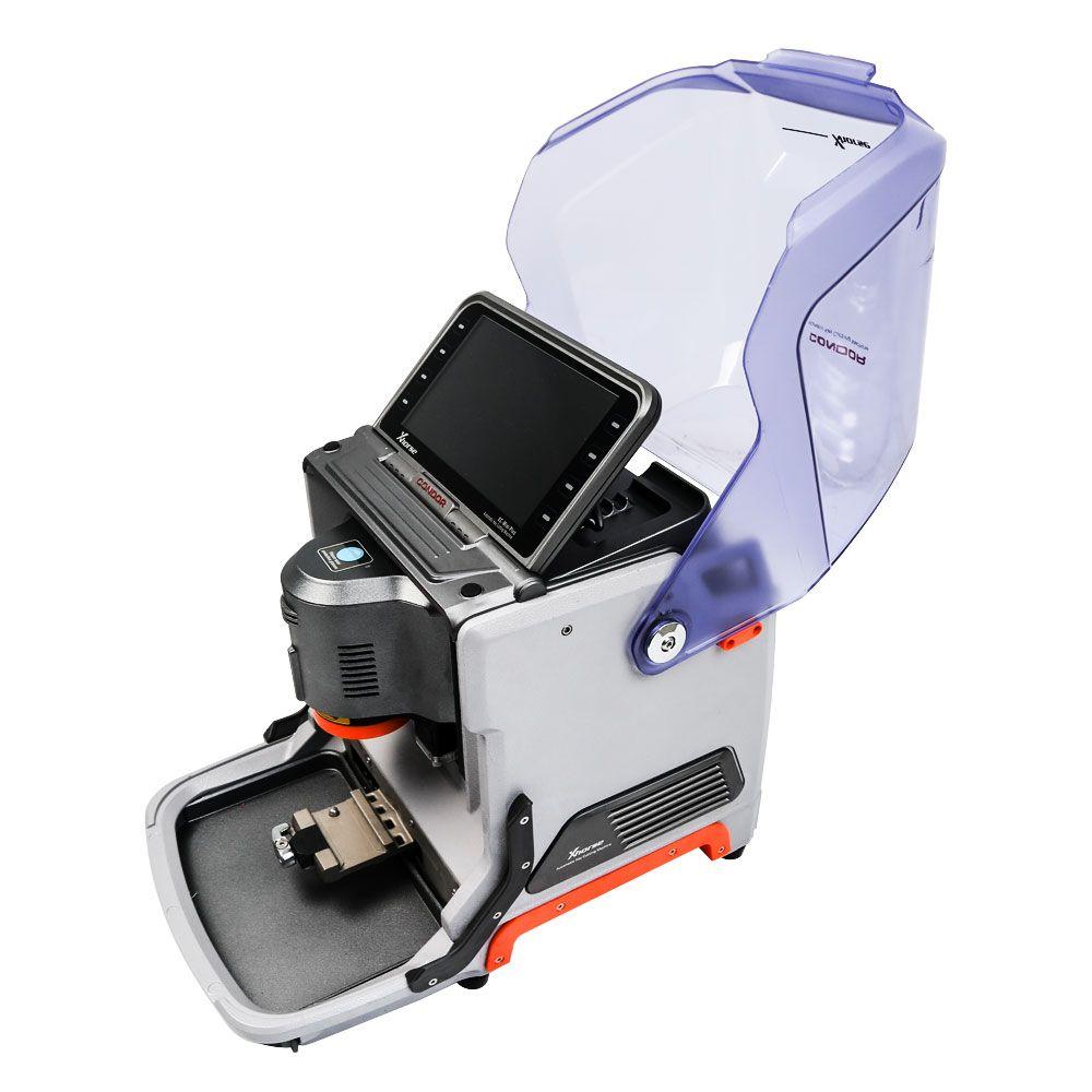 In lager V2.0.3 Xhorse Condor XC-Mini Plus Schlüssel Schneiden Maschine (Condor XC-MINI II) master Serie Erhalten Freies VVDI Mini Schlüssel Werkzeug