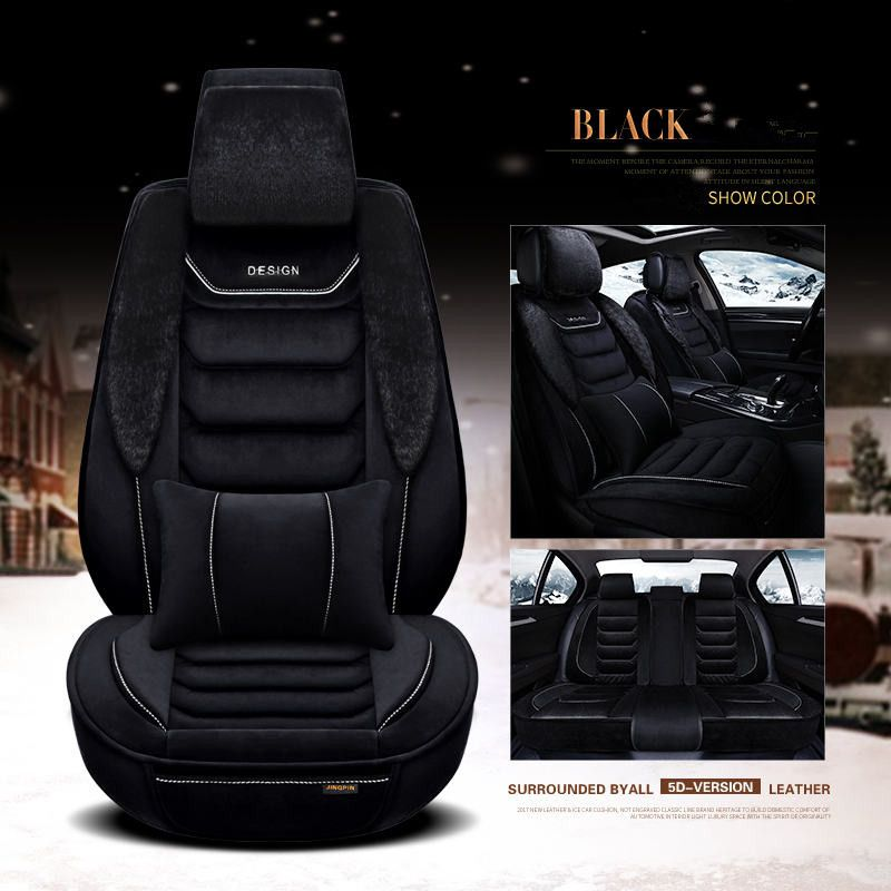 New 5Seats( Front+Rear) Car Seat Covers Car Seat Cushions Car pad,auto seat cushions For Audi A3 A4 A5 A6 A7 Series Q3 Q5 Q7 SU