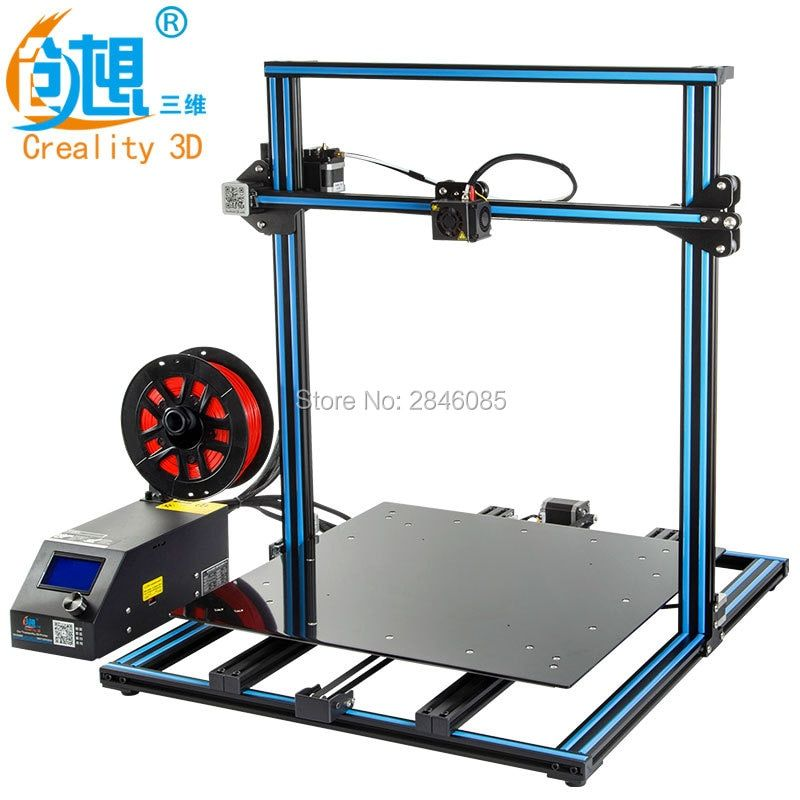 3D Printer Creality 3D CR-10S CR-10 Optional ,Dua Z Rod Filament <font><b>Sensor</b></font>/Detect Resume Power Off Optional 3D Printer DIY Kit