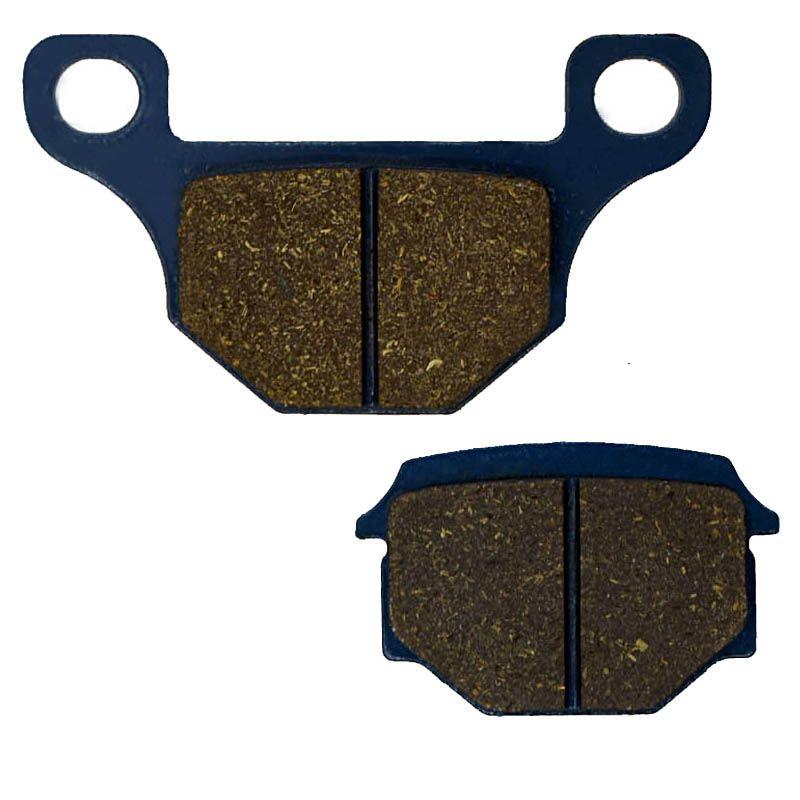 For TGB 302 Sport 50cc 03-08 303R Hawk/Laser 125/150cc 04-08 303R Hawk/Laser 125/150 09-14 Motorcycle Brake Pads Front