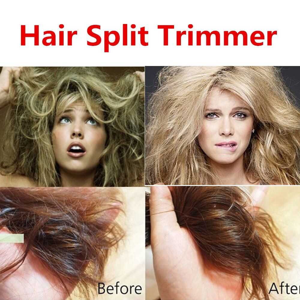 Professional Hair Trimmer Hair Clipper Split Trimmer For The Product You Want Beauty Professional hair cutting