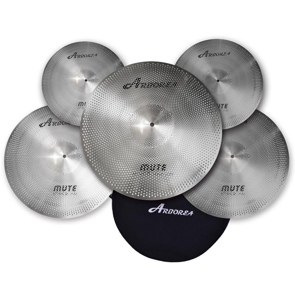 Hot sales practice cymbal Arborea mute cymbal set: 14
