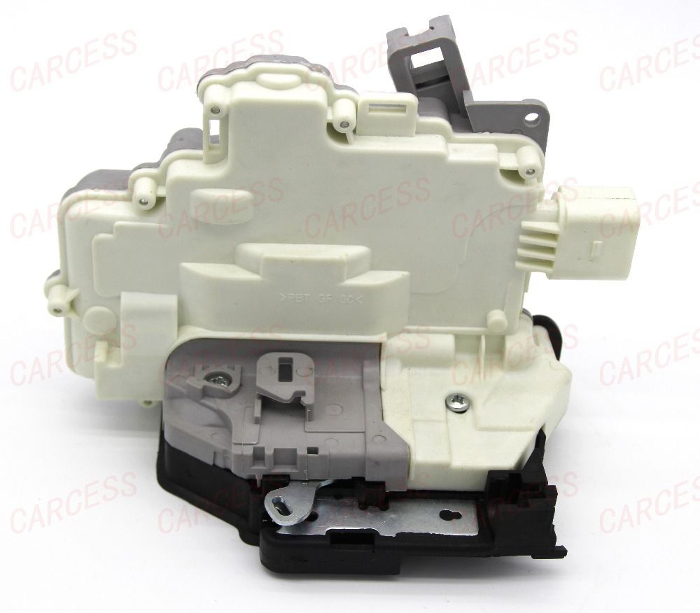 8J1837016A 3C1837016A FRONT RIGHT PASSENGER SIDE CENTRAL DOOR LOCK ACTUATOR FIT FOR VW PASSAT B6 SKODA SUPERB A4 A5 Q5 Q7 TT