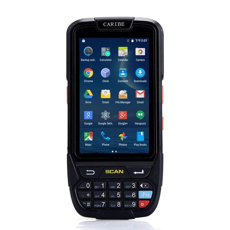 2018 neueste Design Barcode Reader Android 2D Qr Barcode Scanner Handheld Terminal NFC PDA von CARIBE