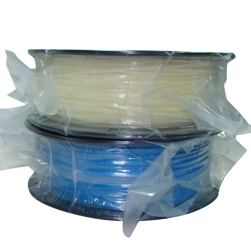 Lueur dans le bleu foncé couleur 3d filaments pour imprimante PLA/ABS 1.75mm/3mm 1 kg/2.2lb Plastiques consommables Pour MakerBot RepRap UP Mendel