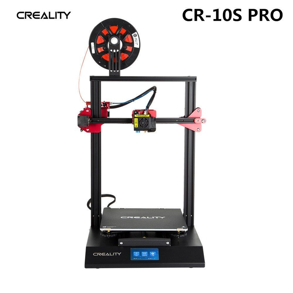 CREALITY 3D CR-10S Pro Touch LCD V2.4.1 Motherboard Double Extrusion Resume Printing Filament Detection Auto Leveling Funtion