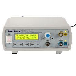 Numérique DDS Fonction Générateur Haute Précision Signal Générateur Double-canal Générateur De Fréquence Onde sinusoïdale 12 Bits 250MSa/s24MHz