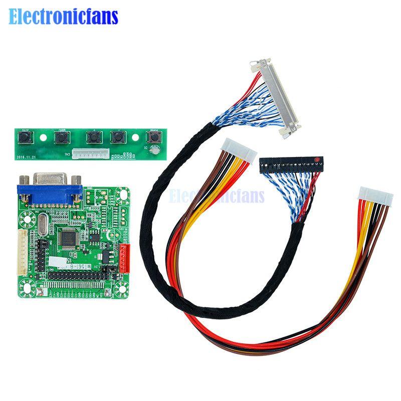 MT561-B Universal LVDS LCD Montor Bildschirm Controller Board 5 V 10