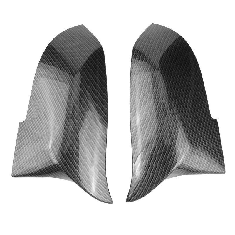 Carbon Fiber Door Mirror Cover Caps Car Accessories Car Styling for BMW 3 Series F30 F31 320i 328i 330i 335 4 Series F32 F33 F36