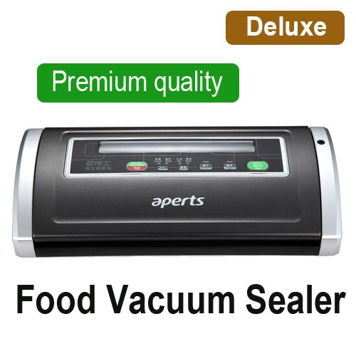 High Quality VS5500 Household Food Saver Vacuum Sealer Sealing System Food pack Free Gift Roll Bags