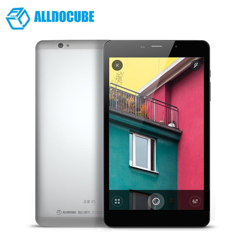 ALLDOCUBE Free Young X5 4G Phone Call Tablet PC 8 inch 1200*1920 IPS Android7.0 Octa core MT8783V-CT 13MP 3GB Ram 32GB Rom GPS