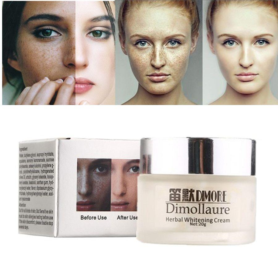 Dimollaure forte blanchiment tache de rousseur crème enlèvement melasma acné cicatrice pigment mélanine soleil taches Dimore soins du visage
