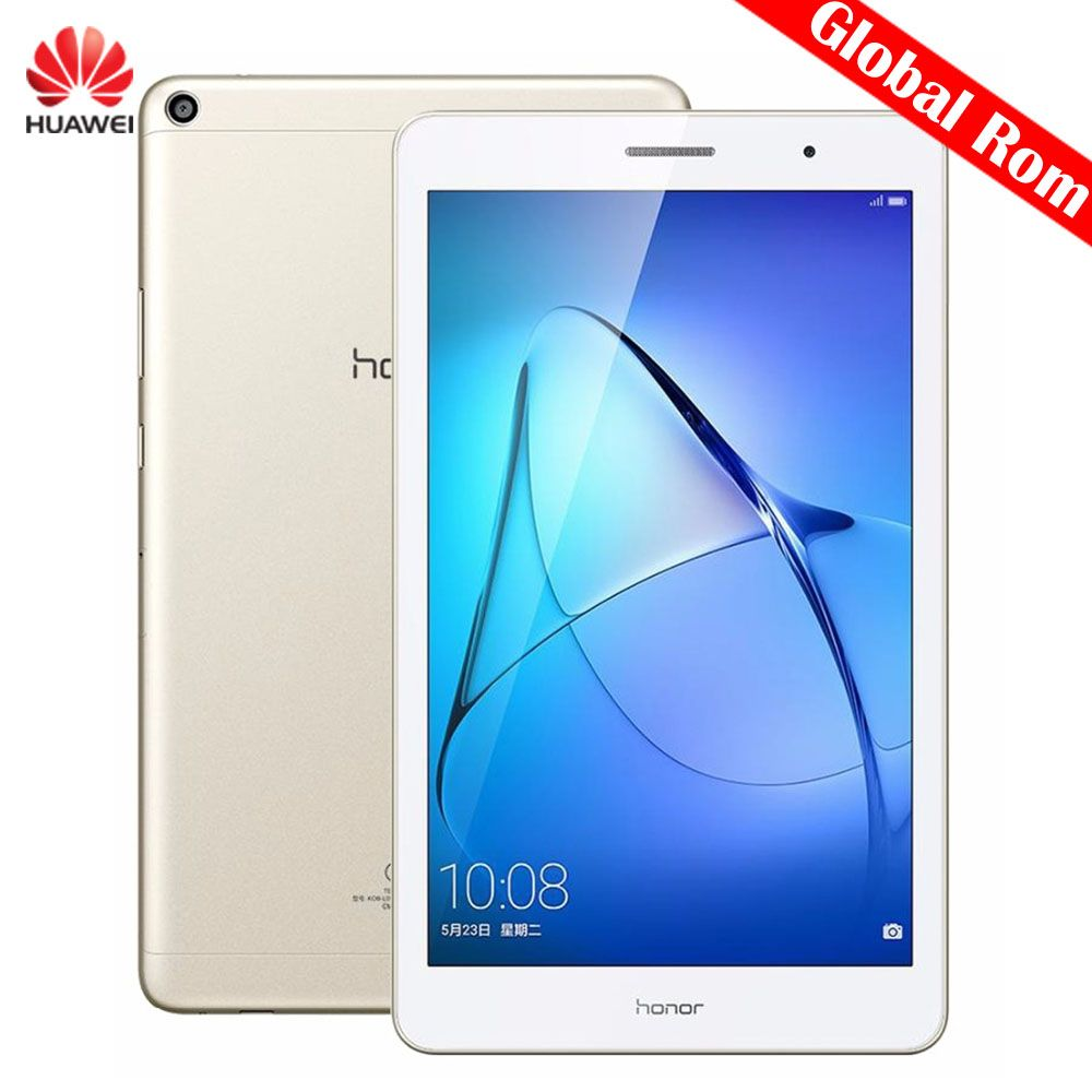 Original Huawei MediaPad T3 KOB-L09 8 inch 4G LTE Phone Call Tablet 3GB 32GB EMUI 5.1 Qualcomm SnapDragon 425 Quad Core 4x1.4GHz