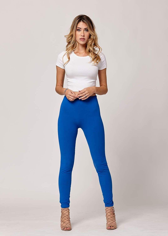 10 stück Premium Ultra Hohe Taille für Frauen--Viele Colors2019 CoolMax Bambus Faser