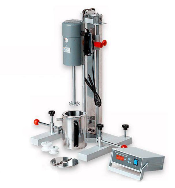 Standard Lab Mixer High Speed disperse mix grind Laboratory use Milling Disperser dispersion machine Fluid medium material