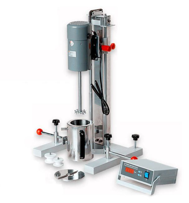 Standard Lab Mixer High Speed disperse mix grind Laboratory use Milling Disperser dispersion machine Fluid medium material