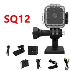 Original Micro Camera HD 1080P DV Mini 12MP Sport Camera Car DVR Night Vision Video Voice Recorder Mini Action Cam