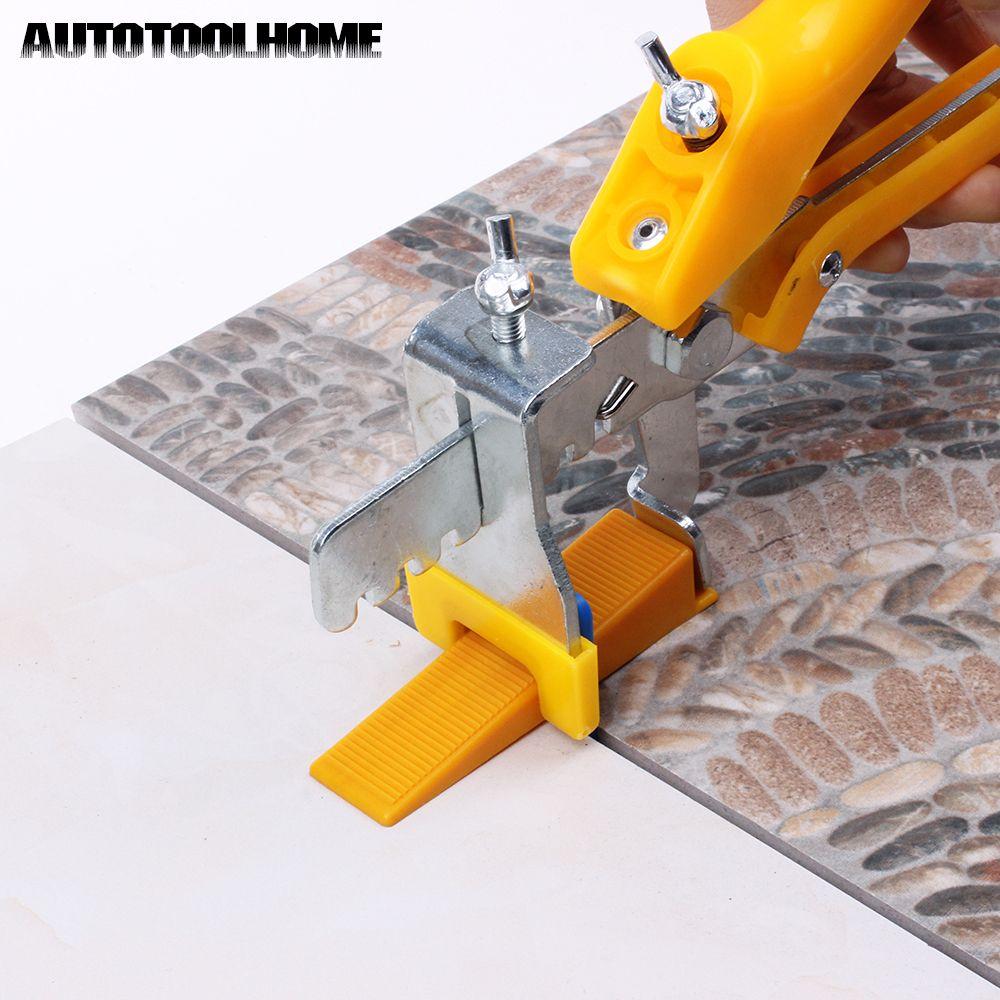 Carrelage Outil D'installation Tuile Locator Système Nivellement Plancher Pinces De Poche Taille pour Clips Coins