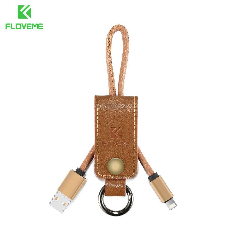 FLOVEME Usb-kabel Für iPhone 6 6 s 7 8 Schnellladung Typ C Kabel Micro-usb-ladegerät Für Xiaomi Oneplus Android USB-C Cabo