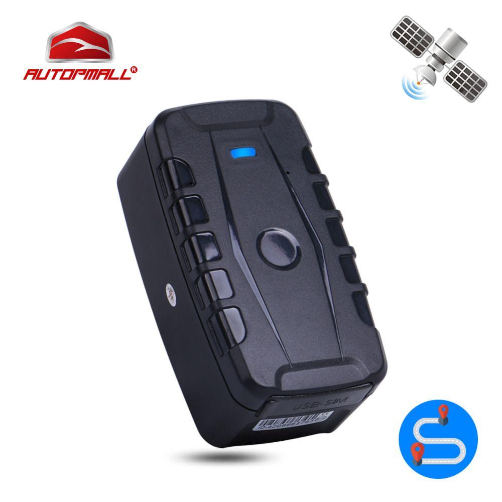 GPS Tracker Auto LK209C 20000 mAh 240 Tage Standby Wasserdichte Fahrzeug Tracker GPS Verzeichnis-tracking-gerät Magneten Drop Shock Alarm