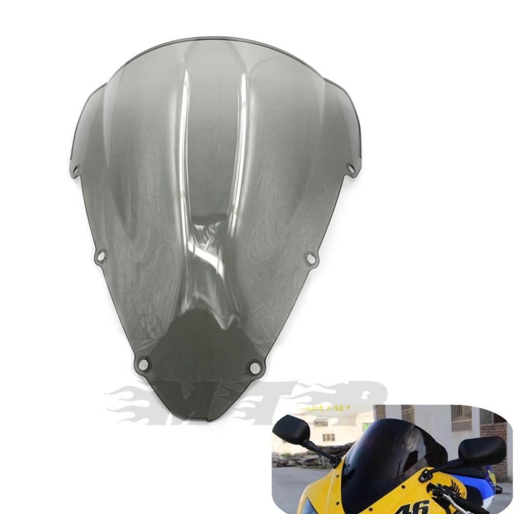 Motorcycle Windscreen Windshield For Honda CBR 600 F4I CBR600F4I CBR600 F4i 2001 2002 2003 2004 2005 2006 2007 Wind Deflaector