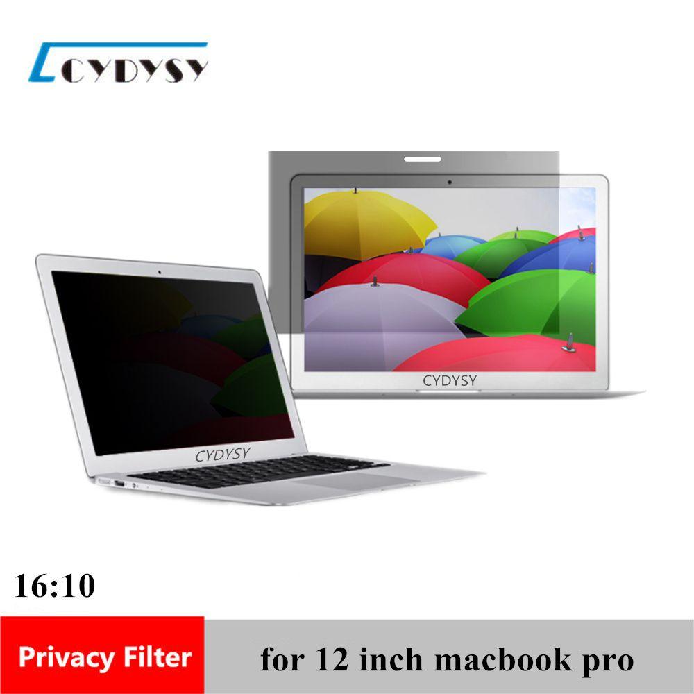 12 zoll Mm-privacy-filter-schutzfolie Schutzfolie für MacBook pro Laptop 10 7/8 breit x 7 1/16 hohe (276mm * 180mm)