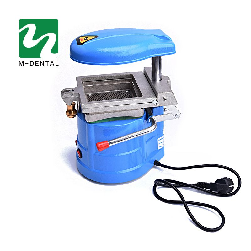 1 PC Dental Lamination Machine Dental Vacuum Forming Machine Dental Equipment Orthodontic Retainer For Dentist Lab