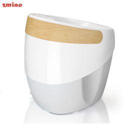 Anhydre Baignoire Massage des Pieds Entièrement Automatique De Massage Instrument Chauffage Bain De Pieds Bassin avec Profonde Pied Seau pour La Maison À L'aide