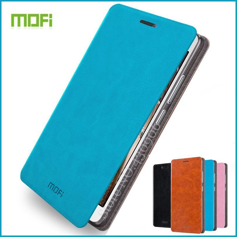 Mofi d'origine pour Lenovo Vibe P1M étui en cuir de haute qualité étui en cuir pour support de téléphone sac pour Lenovo Vibe P1M