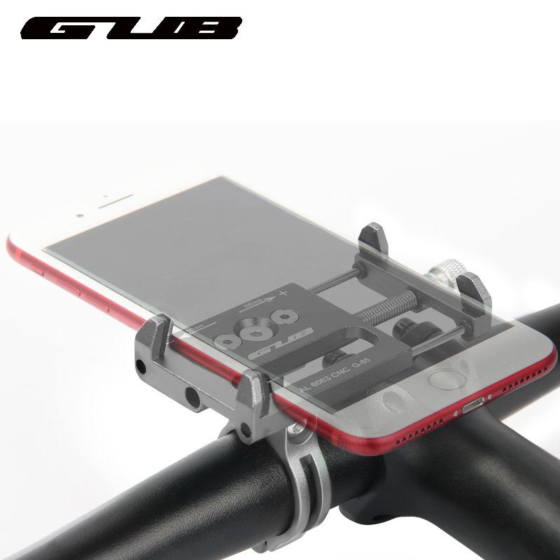 Aluminum mtb road <font><b>mountain</b></font> bike bicycle phone holder waterproof motorbike motorcycle cell mobile phone holder for handlebar