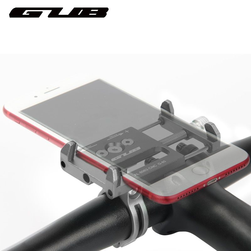 Aluminum mtb road mountain bike bicycle phone holder waterproof motorbike motorcycle cell mobile phone holder for handlebar